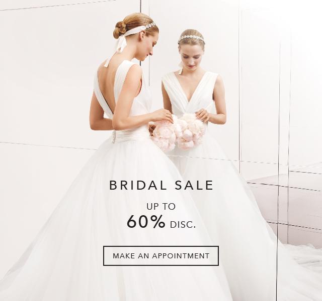 Farah Novias - Bridal Sale Summer 2018