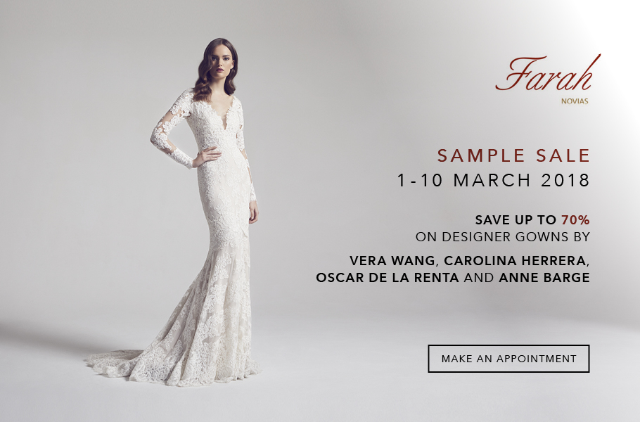 Farah Novias - Special Sale March 2018