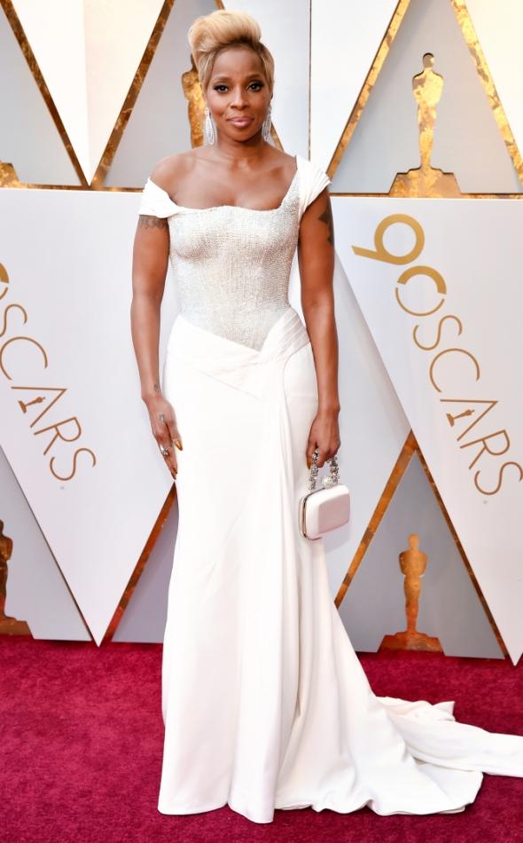 Mary J. Blige Oscar 2018