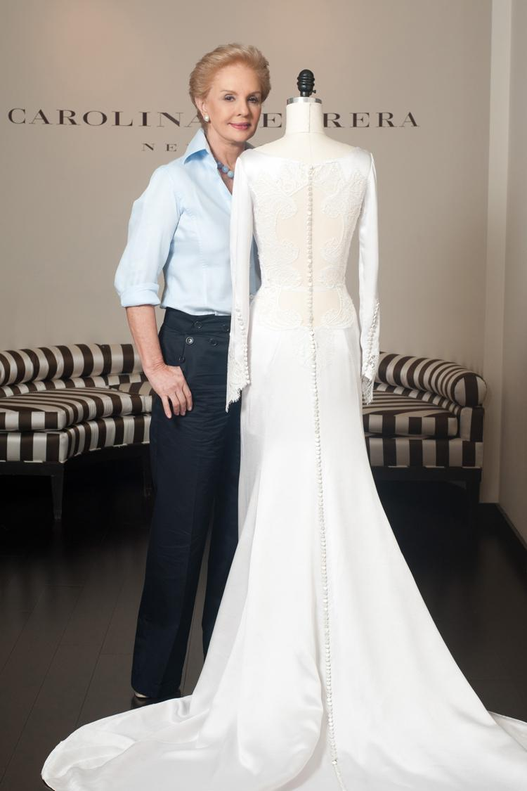 twilight-breaking-dawn-bella-wedding-dress-carolina-herrera | Farah ...