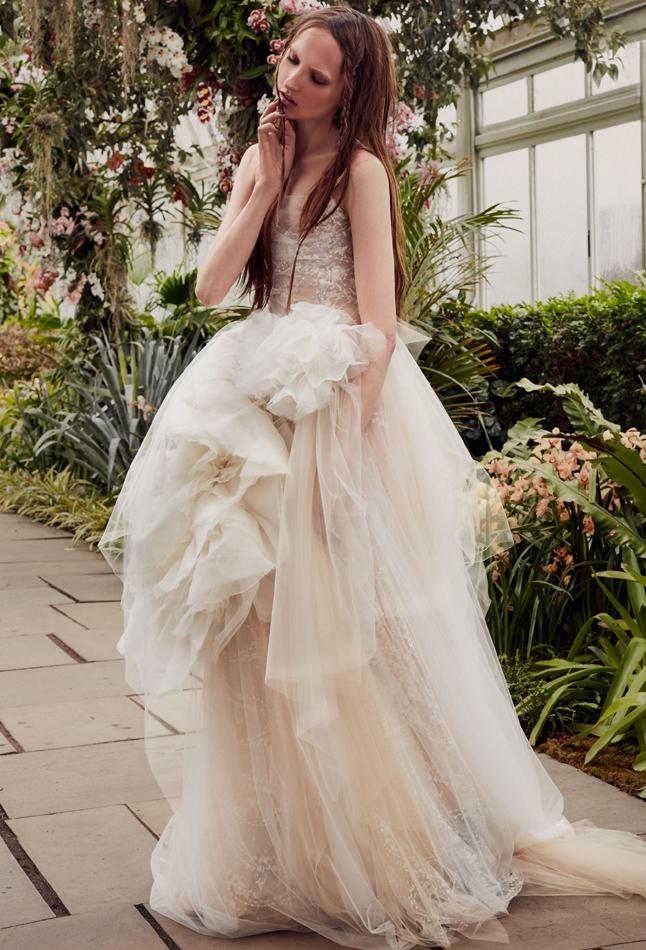 Vera Wang Novia primavera 2020 / Blossom