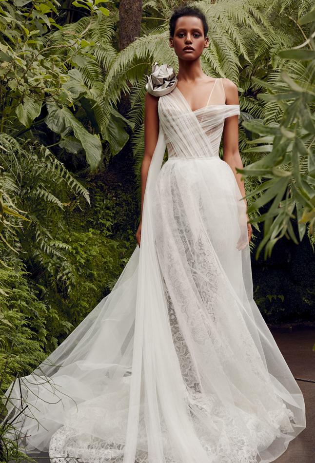 Vera Wang Bridal Spring 2020/ Camellia