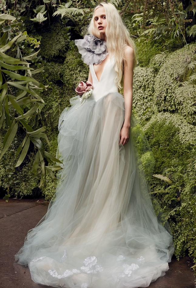 Vera Wang Bridal Spring 2020 / Larkspure
