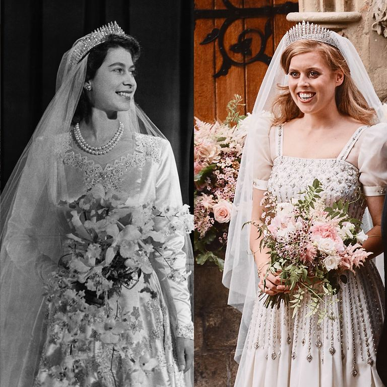 princess Beatrice wedding tiara